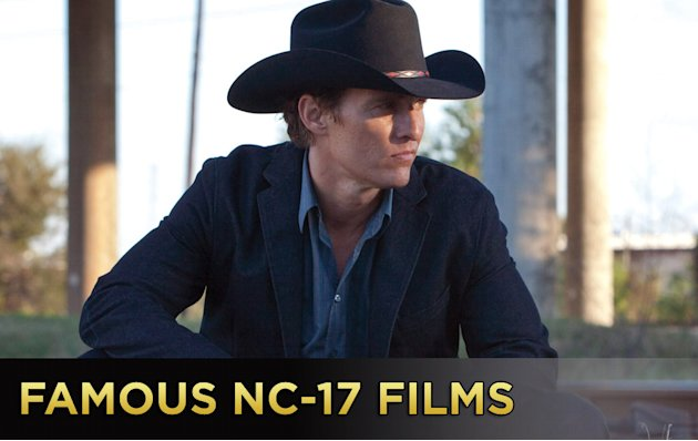 Famous NC 17 Movies, Killer Joe Title card