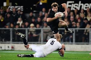 Rugby Union - All Black Conrad Smith out of Australia Test