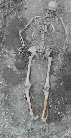 Ancient Europeans Mysteriously Vanished 4,500 Years Ago