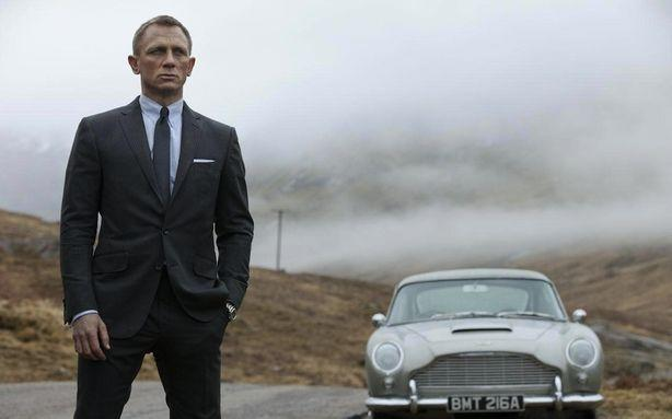 James Bond Is Back, You Guys