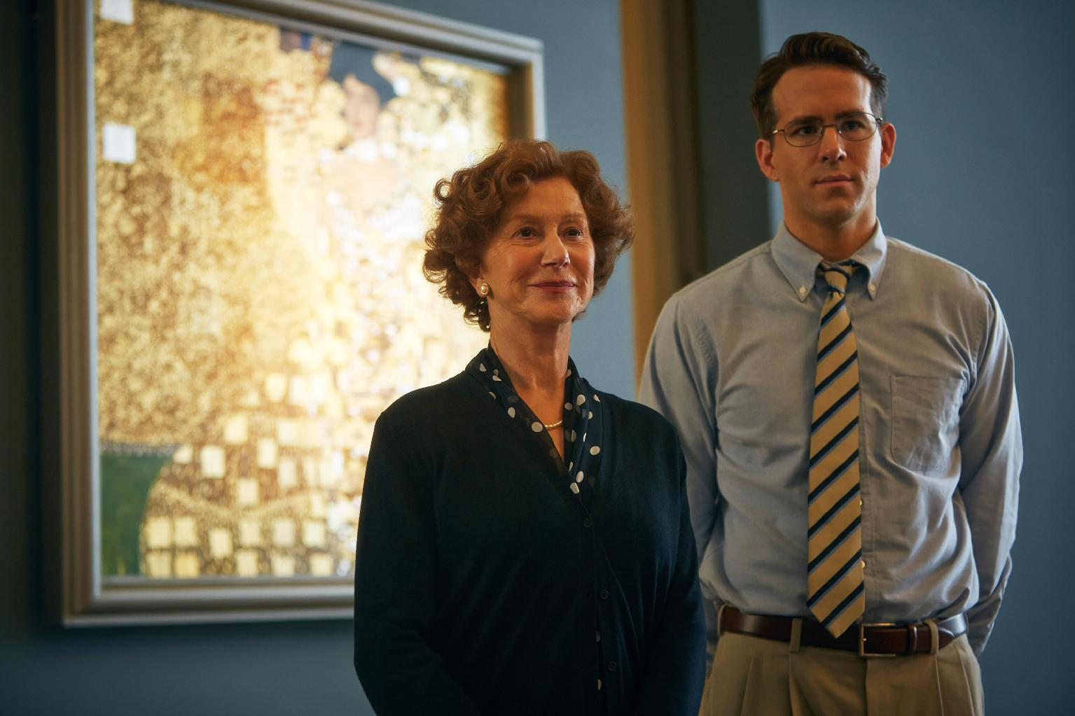 Review: 'Woman in Gold,' a remarkable story lifelessly told