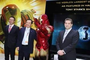 TCL Shows Industry Leadership Through Innovative Cross-Field Partnership at CES 2013