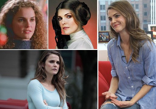 Video: Keri Russell Opens Up About That Felicity Haircut, Her Frantic Call to Scott Speedman, and Star Wars Hopes; Plus  Americans Spoilers!