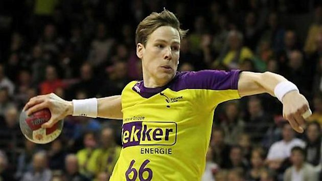 2011/2012 Handball Füchse Berlin Christophersen