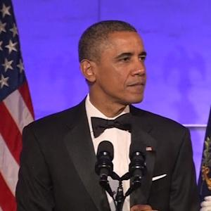 Obama remembers JFK during Presidential Medal of Freedom dinner