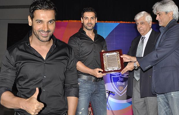 For John Abraham, It's All About School Daze