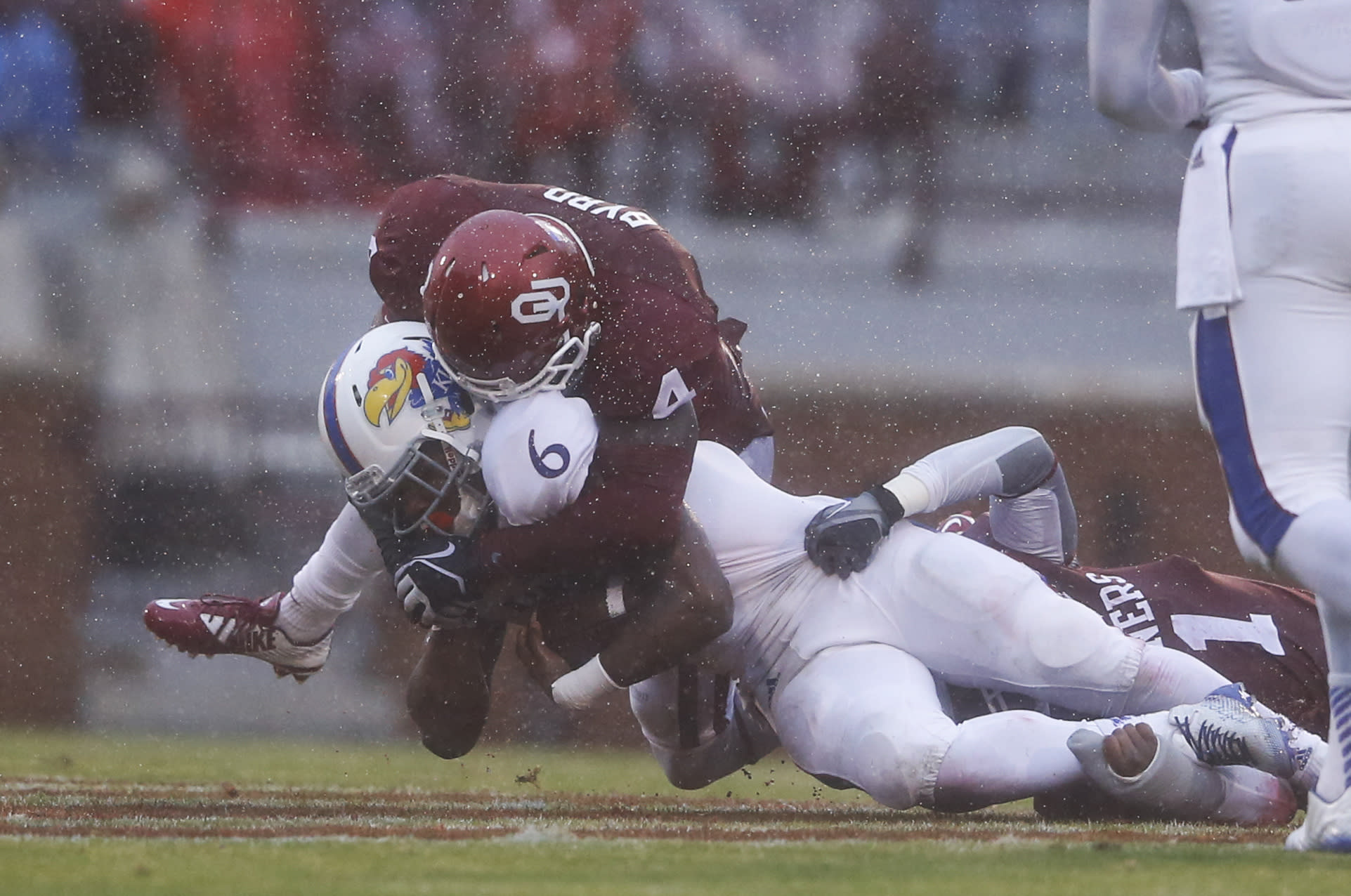 Oklahoma safety cited for drug, alcohol-related misdemeanors