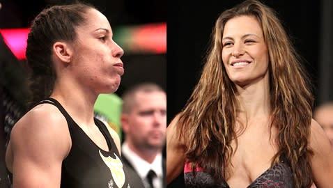 Liz Carmouche vs. Miesha Tate Added to UFC on Fox 8 Main Card