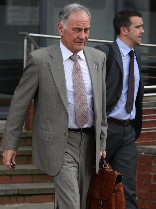 Charles Green completed his purchase of Rangers' assets on Thursday