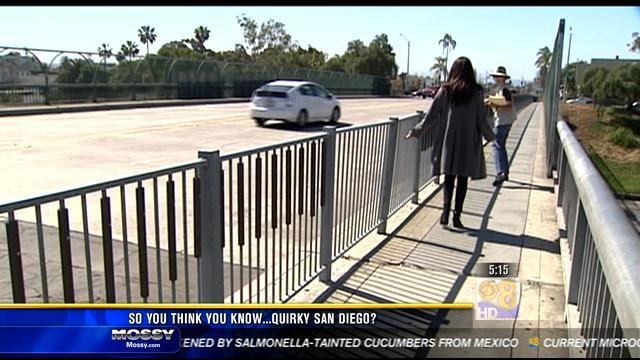 So you think you know quirky San Diego?