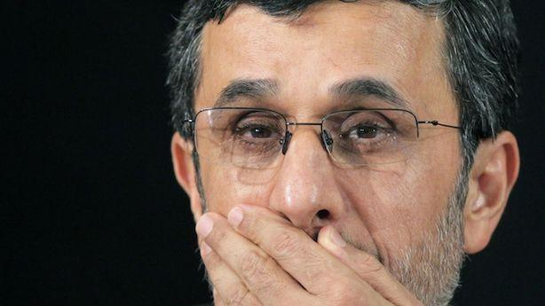 In Iran, Not Even Prisoners Want to Hang Out with Ahmadinejad