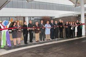 Community Welcomes Alexian Brothers Women And Children's Hospital