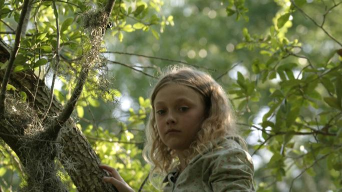 Dakota Fanning Hounddog Production Stills Empire Film Group 2008