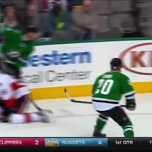 Ottawa Senators at Dallas Stars - 11/24/2015