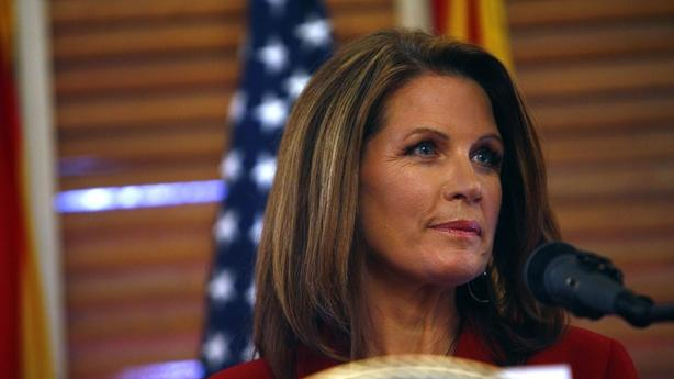 Michele Bachmann Shows Her Humble Side