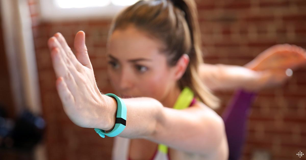 Get In The Zone With Fitbit®