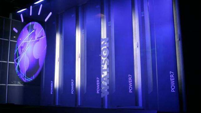 IBM envisions its Watson supercomputer becoming a supercharged voice assistant