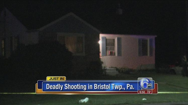 Police: Shooting in Bristol Twp. home leaves 1 dead