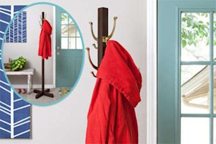 3-step coatrack