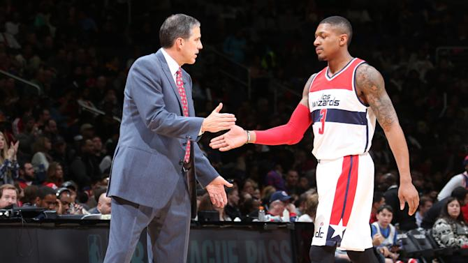 Wittman decries focus after Wizards' 99-91 loss to Rockets
