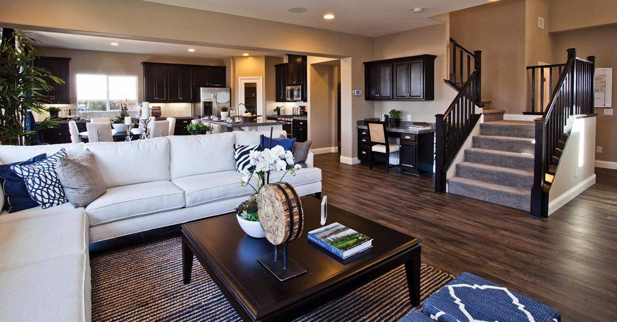 Brand-New Ryland Homes