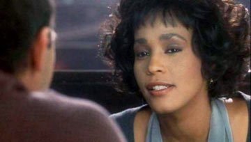 Whitney Houston in Warner Bros. Pictures' The Bodyguard