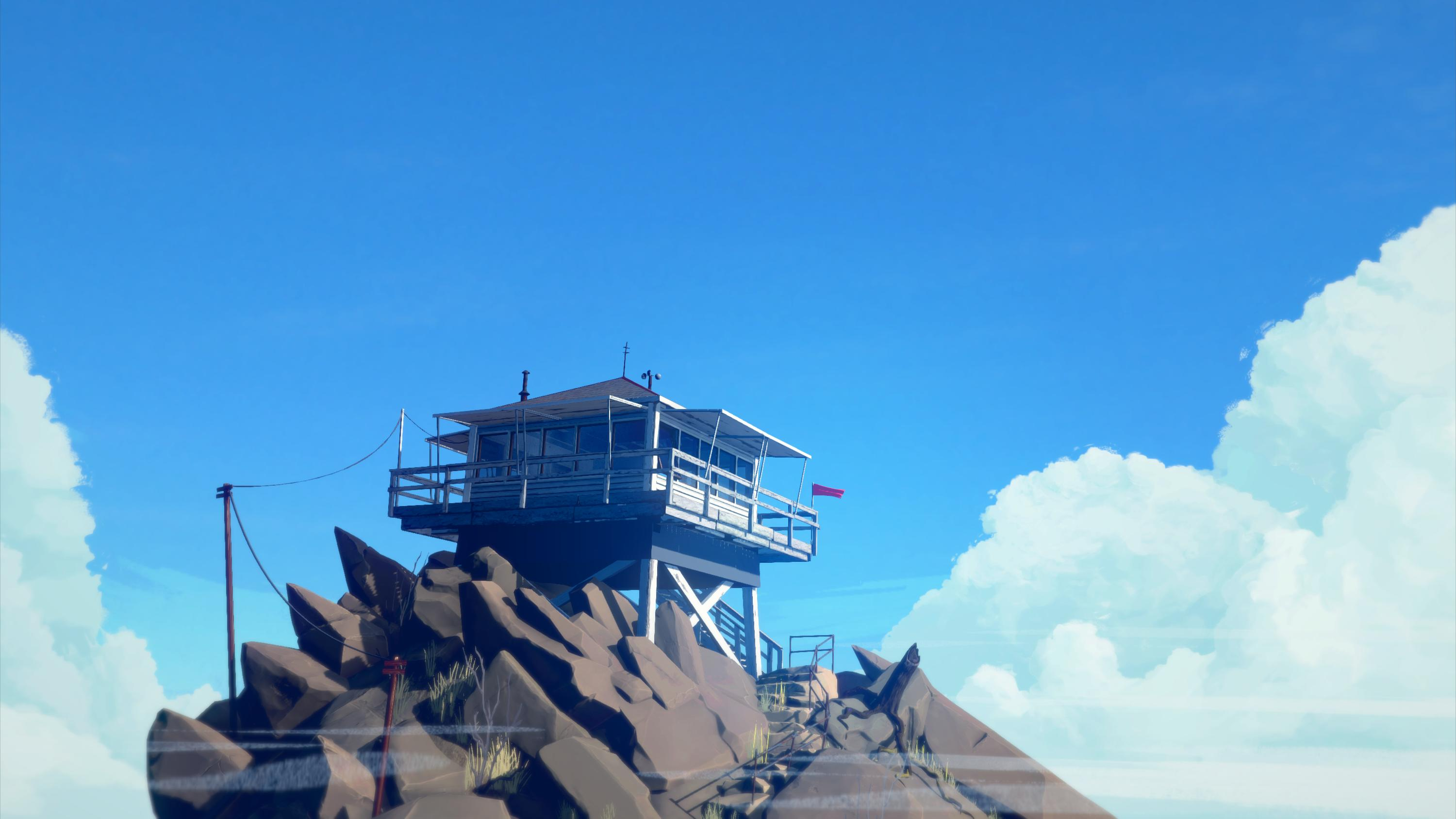 Firewatch review: a game that perfectly captures the beauty and terror of nature