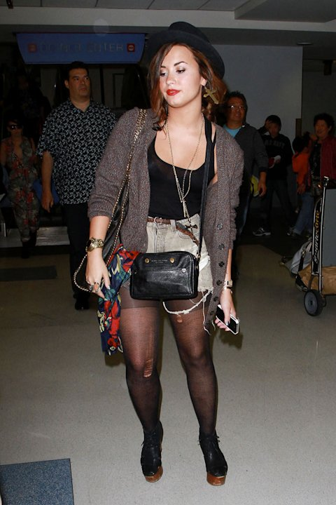 Demi Lovato Airport