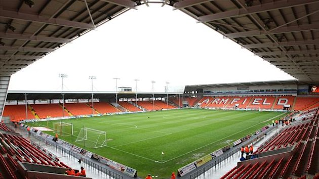 Blackpool's Bloomfield Road (PA Photos)