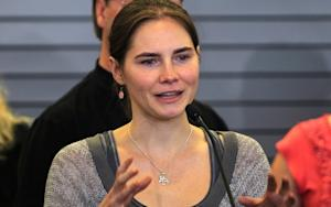 Amanda Knox Lawyers Up For Her Book Deal