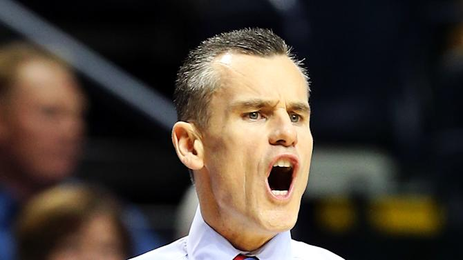 Billy Donovan of the Florida Gators