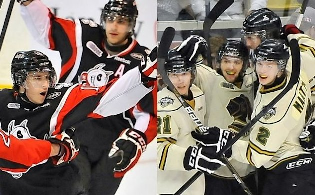 OHL: Niagara IceDogs, London Knights Clash For A Crown; A Final Preview