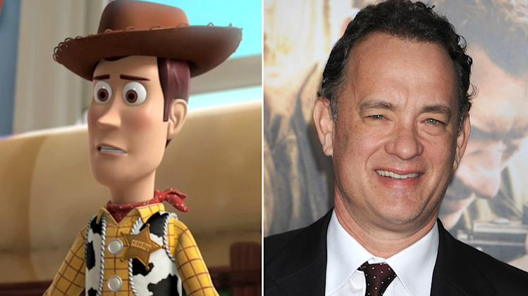 Split Screen Toy Story 3 Woody
