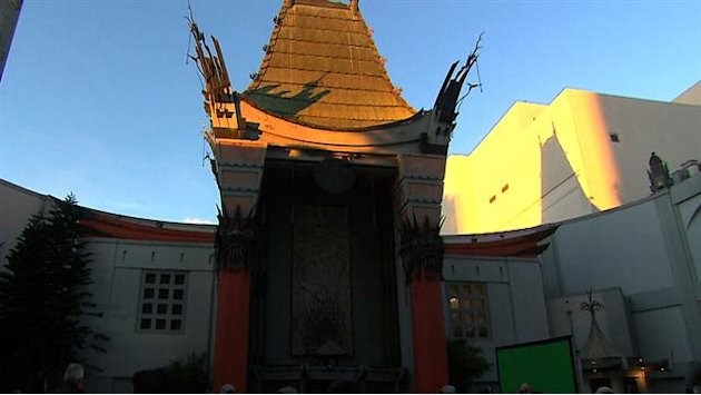 L.A.'s famed Chinese theater&nbsp;&hellip;