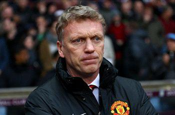 Manchester United squad not scared at Old Trafford, insists Moyes