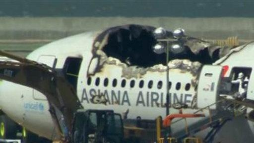 Asiana Airlines Not Suing California TV Station