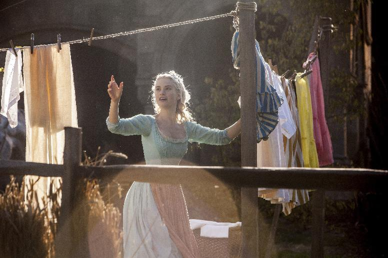 World box office: 'Home,' 'Cinderella,' 'Insurgent'