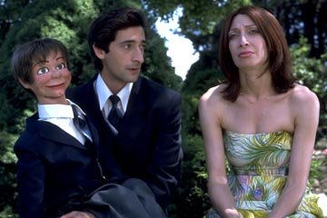 Adrien Brody and Illeana Douglas in Artisan's Dummy