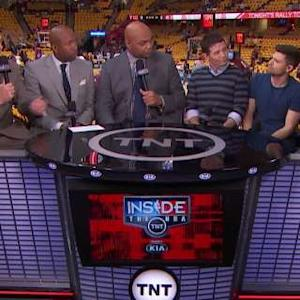 Inside the NBA: Entourage Cast