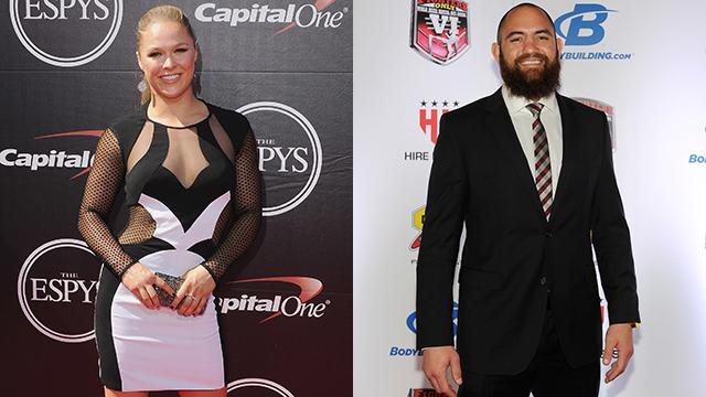 Ronda Rousey's Boyfriend, UFC Fighter Travis Browne, on Their Relationship: 'She's My Woman and I'm Her Man'