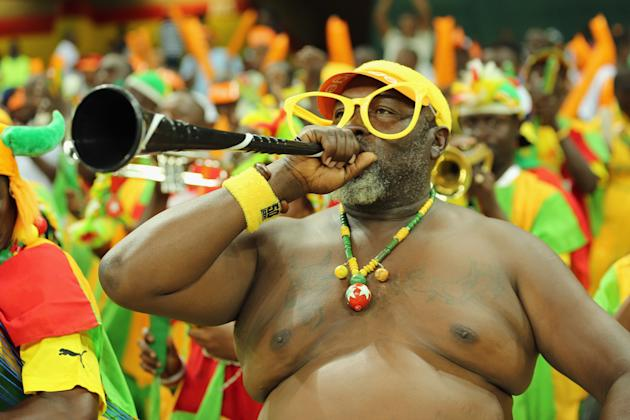 Burkina Faso v Togo - 2013 Africa Cup of Nations Quarter-Final
