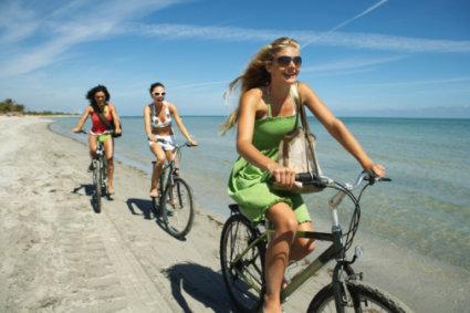 Haz ejercicio, come sanamente y sonríe: seguro liberarás endorfinas / Foto: Thinkstock