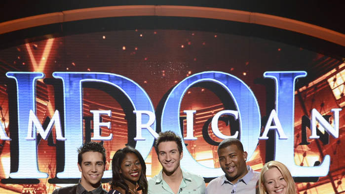 """American Idol"" Season 12 Top 10"