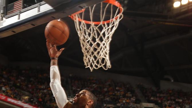 Perfect Pacers pull away late from Bulls 97-80