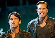 Stephen Moyer and Alexander Skarsgard | Photo Credits: Lacey Terrell/HBO
