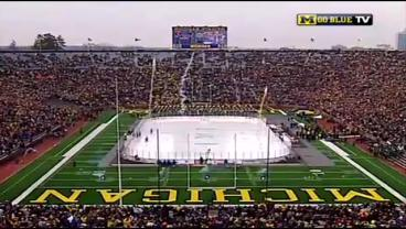 Gopher Hockey Ready To Battle Wisconsin … Outside