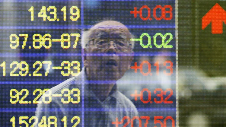 Asian markets up on strong US jobs data