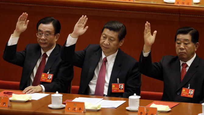 China's new leadership faces obstacles to rule