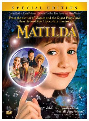 Best for Ages 7+: Matilda