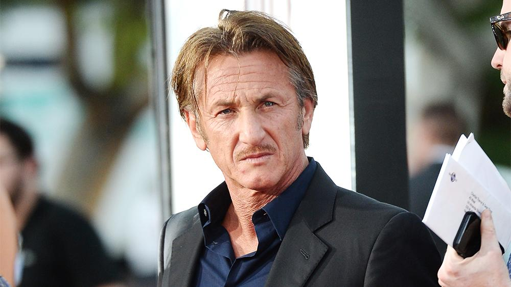Sean Penn Set to Receive a Honorary Cesar Award in France
